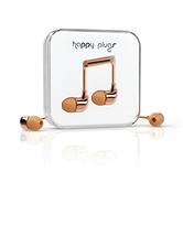 Happy Plugs 7738 In-Ear Headphones, Rose Gold - $31.03