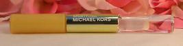 New Michael Kors Sporty Citrus Eau De Parfum Roll on Perfume Lip Luster ... - $18.99