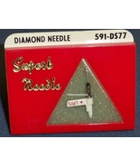 RECORD PLAYER NEEDLE STYLUS fits Philips, Mercury AG4000 AG4126 591-DS77 - $8.50