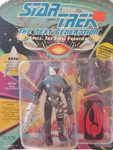Playmates Toys Star Trek The Next Generation Borg Action Figure New 1992  - $9.49