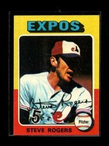 1975 TOPPS #173 STEVE ROGERS VGEX EXPOS  - $0.99