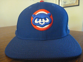 CHICAGO CUBS NEW ERA 59FIFTY 2017 ARIZONA LEAGUE FITTED CAP Sz 7 1/4 w/ ... - ₹1,421.62 INR