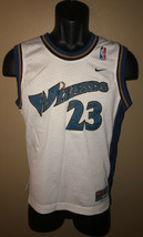 Washington Wizards Michael Jordan Nike Jersey Youth Large +2 Length - $93.95