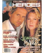 Heroes Movie Magazine #3, Rocky Cover 1986 NEAR MINT - $6.89