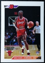 1992 Bowman Style Michael Jordan Reprint - MINT - Chicago Bulls - $1.98