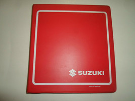 1990 suzuki dr 250 250s repair service shop manual folder stained oem - $44.21