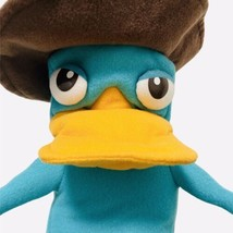 Perry The Platypus Plush Reversible Phineas and Ferb Disney XD Stuffed Animal - $24.26