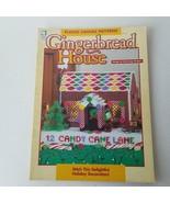 Plastic Canvas Patterns Gingerbread House #181012 Designed by Celia Lange - $6.71