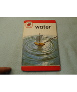 Vintage 1973  Lady Bird Book Water - $7.94
