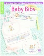 Leisure Arts Baby Bibs Book - $13.01
