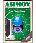 Isaac Asimov's Science Fiction Magazine OCTOBER 26,1981. Vol. 5, No. 11. - $5.75