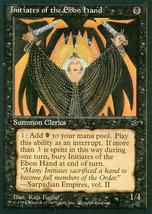 Magic: The Gathering: Fallen Empires - Initiates of the Ebon Hand (C) - $0.25