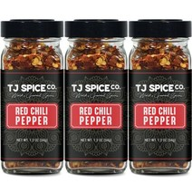 Trader Joe's Crushed Red Chili Pepper 1.2 Ounces (3 Pack) - $19.79