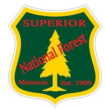 Superior National Forest Sticker R3315 Minnesota - $1.45+