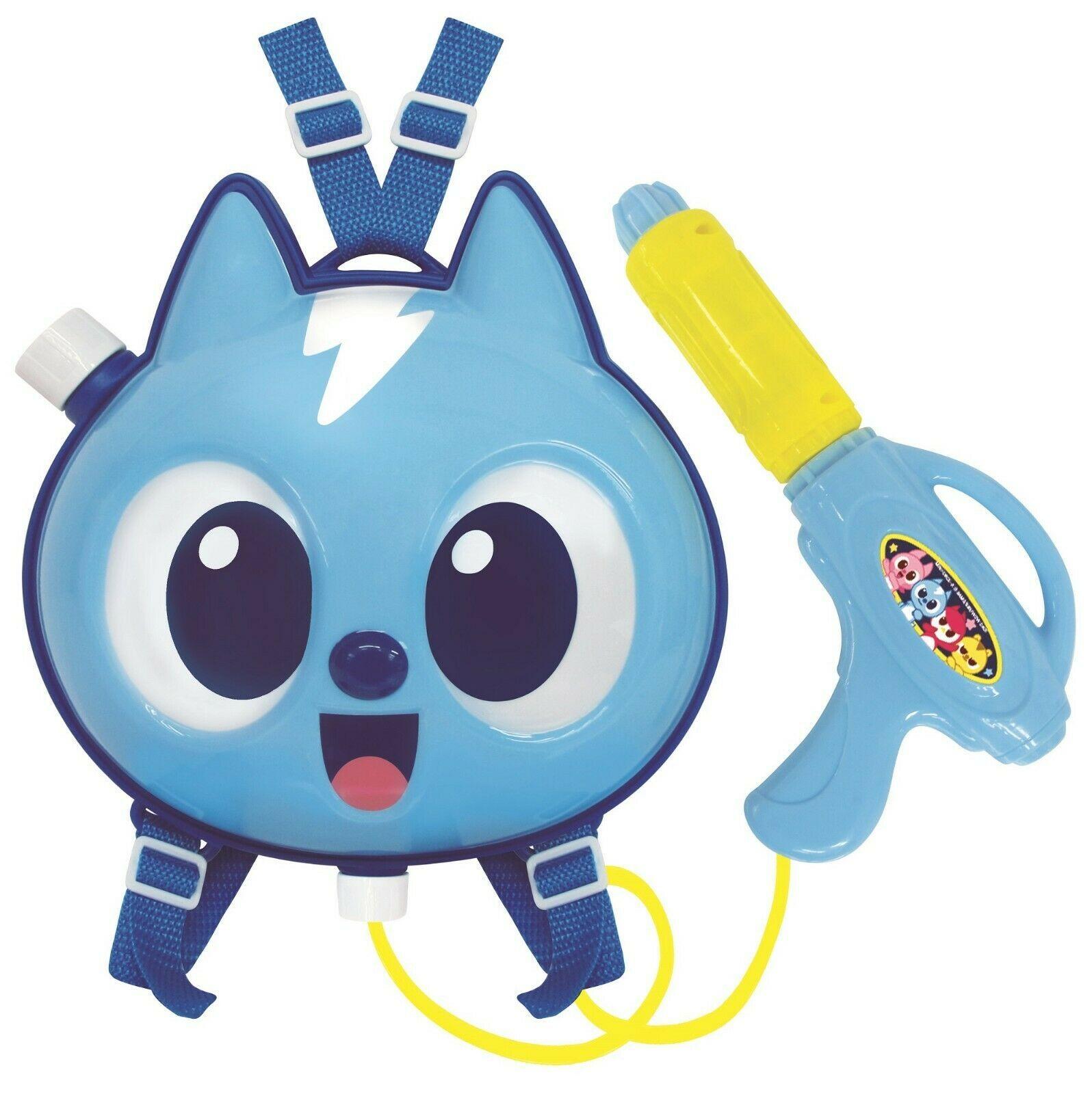 Miniforce Volt Water Gun Backpack Type Toy