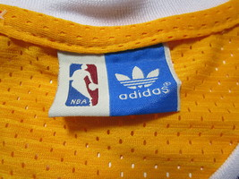 JERRY WEST / NBA HALL OF FAME / AUTOGRAPHED L.A. LAKERS THROWBACK JERSEY / COA image 6