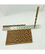 """Enkay 6"""" Scale Hole Gauge. LastCut 12 PCS 1/4 Cobalt Jobber Drill Bits,1... - $42.45"""