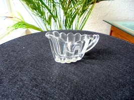 Heisey Glass Crystolite Small Creamer  c 1937-1957 - $9.90