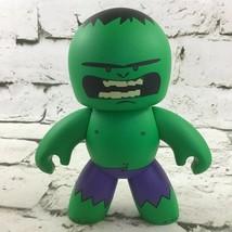 "Marvel Mighty Muggs Incredible Hulk 6"" Figure 2008 - $11.88"