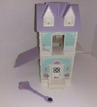 Precious Places Baby's Nursery Cottage + Key - $9.90