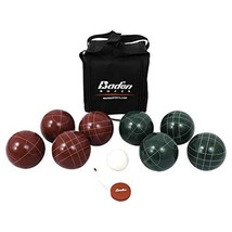 Baden Champions 107mm Bocce Ball Set with Carry Case and Measuring Tape - $68.32