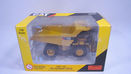 Norscot Cat 772 Off-Highway Truck 1:50 Scale 55147 Singed by Jeff Burton   - $142.40