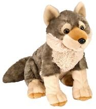 "Wild Republic Cuddlekins 12"" Wolf Plush - $16.82"