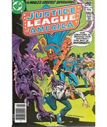 Justice League of America Comic Book #175, DC Comics 1980 NEAR MINT - $8.79