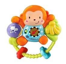 VTech Lil' Critters Singin' Monkey Rattle (English Version) - $25.47