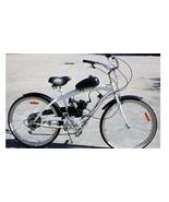 80cc  Motorised Motorized Bicycle Push Bike 2 Stroke Motor Engine kit USA - $128.97