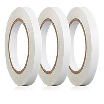 """1/2"""" x 29 Yards 3 rolls Double-Sided Adhesive Sticker Tape For Arts, Cra... - $10.05"""