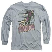 The Phantom t-shirt retro comics strip long sleeve graphic tee WSF180 image 1