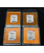 """SET OF 4 CK Products Foil Candy Wrappers, 4"""" x 4"""" Orange 125-Pack NEW Ha... - $20.20"""