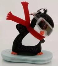 BATH & BODY WORKS Snowboard Penguin Light Up POCKETBAC HOLDER SLEEVE CAS... - $10.25