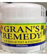 Grans Remedy For Smelly Feet & Footwear Powder 50 gm Original  - $19.90