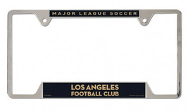 Los Angeles FC Metal License Plate Frame - $15.59