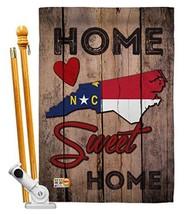 Ornament Collection HS191144-BO North Carolina Sweet Home Americana Stat... - $54.94