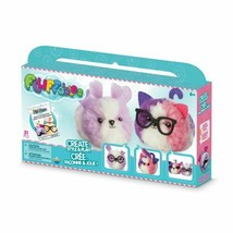 Orb The Factory Fluffables Sugar Cookie Double Arts & Crafts Purple/Whit... - $19.99