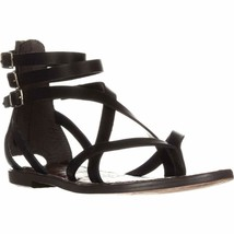 Sam Edelman Womens Gallagher Split Toe Casual Ankle Strap Sandals - $73.99