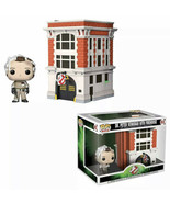 Funko Pop Town Movies: Ghostbusters Peter with House 03 Vinyl Figure NIB... - $44.54