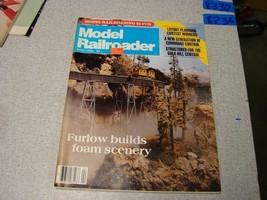 Model Railroader magazine Lot of 5, Apr84, Aug84, Jul84, Jun81, Jun84 - $21.78