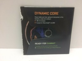 Beachbody Focus T25 Beta Dynamic Core Replacement Disc DVD Workout Fitness - $8.86