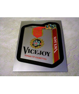 """2014 Wacky Packages Chrome Series 1 """"VICEJOY CIGS"""" #3 Card - $1.00"""