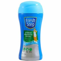 Fresh Step for Pets Cat Litter Crystals In Fresh Scent, 15 Ounces - $12.99