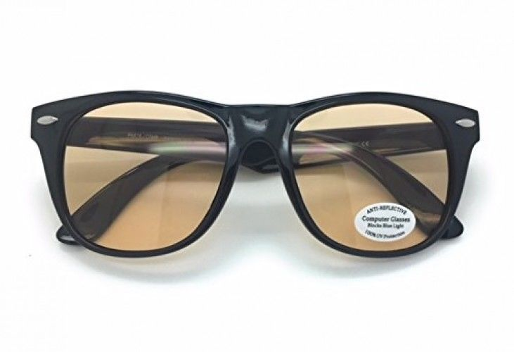 Blue Light Filter Computer Glasses For Blocking UV Headache Anti Eye Fatigue
