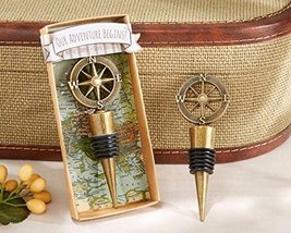"75 ""Our Adventure Begins"" Bottle Stopper - $305.17"