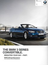 2012 BMW 3-SERIES Convertible brochure catalog 12 US 328i 335i 335is - $8.00