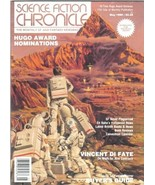 Science Fiction Chronicle News Magazine #128 SF and Fantasy 1990 NEW UNREAD - $3.99
