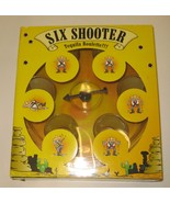 Drinking Game  - Six Shooter Tequila Roulette game - New - $19.99
