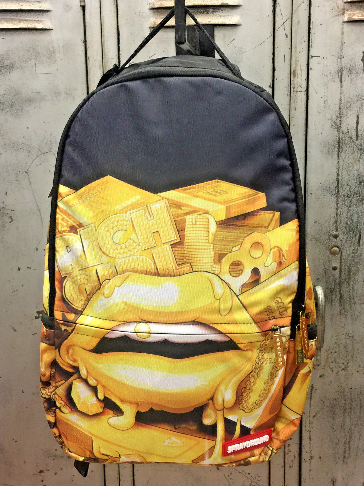 1e3ffb9350ef Unisex Sprayground Black Rich Girl Limited and 34 similar items. 57